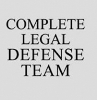 Greg McCollum Complete Legal Defense Team